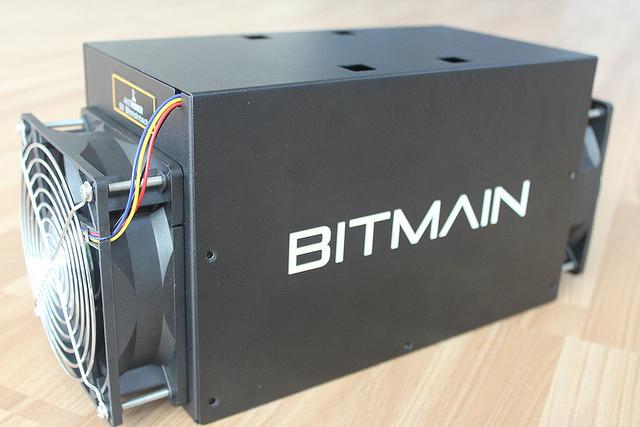 Bitmain оборудование
