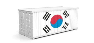 Как доставить товар из кореи