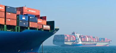 Этапы доставки груза из Китая
